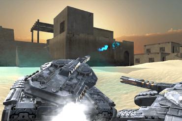 Tank battles simulator