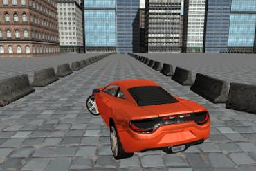 Parking simulator