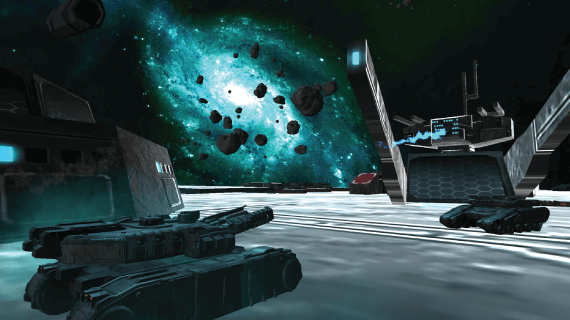 SciFi Tank Battles