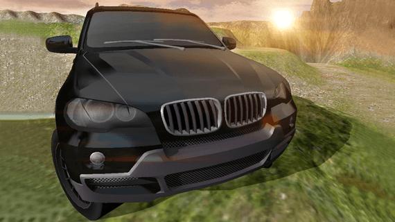 Offroad Car Simulator