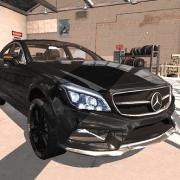 AMG Car Simulator