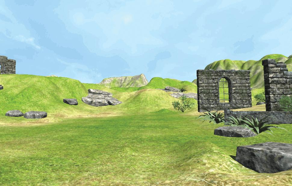 Simulation games development