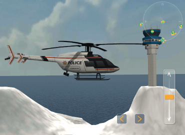 Different helicopters
